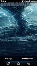 tornado 3d live wallpaper