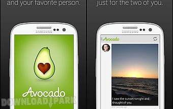 Avocado - chat for couples
