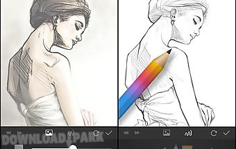 Paperone:paint draw sketchbook
