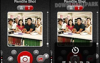 Remote shot - live preview