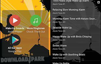 Wake up alarm clock ringtones