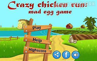 Crazy chicken runmad game