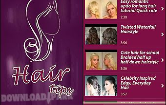 Hairstyle tips pro free