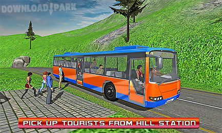 hill bus driver 2016