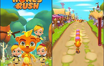Honey rush: run teddy run