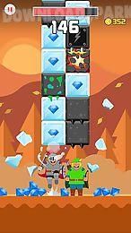 infinite smash: block breaking duo