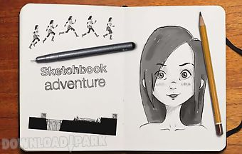 Sketchbook adventure