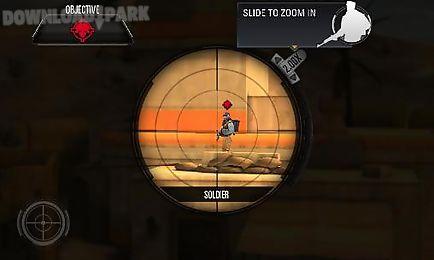 sniper x: kill confirmed