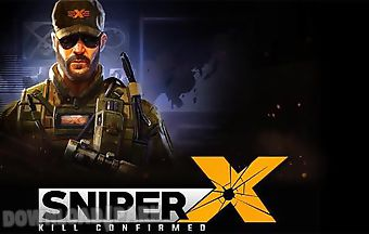 Sniper x: kill confirmed