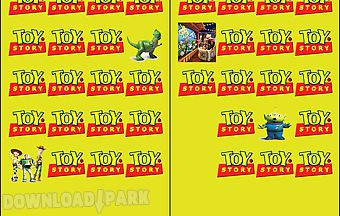 Toy story mutch up game