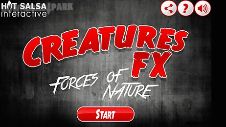creatures fx: movie director