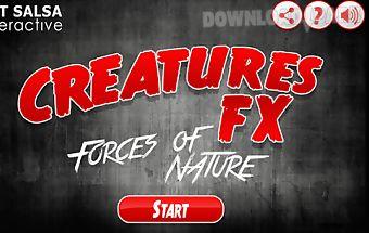 Creatures fx: movie director