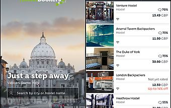 Hostelbookers - hostels