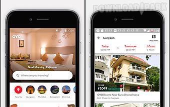Oyo - online hotel booking app