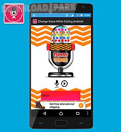 Voice changer during call Android App free download in Apk