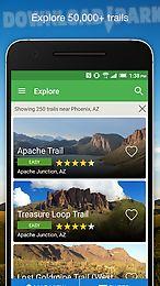 Alltrails - hiking & biking Android App free download in Apk