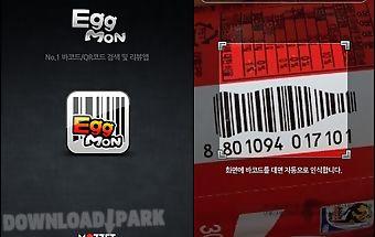 Barcode qrcode - eggmon