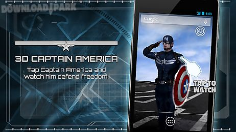 captain america: tws live wp