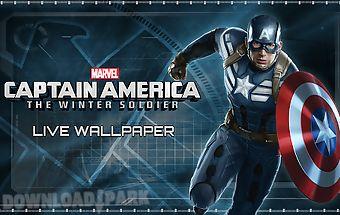 Captain america: tws live wp