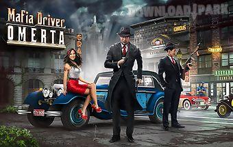 Mafia driver - omerta