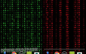 Matrix Effect Live Wallpaper Android Free Download In Apk