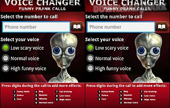 Voice change swiss