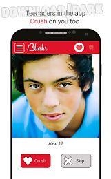 blushr | secret teenage crush