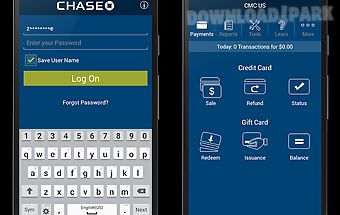 Chase mobile checkout