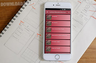 936be19104396 Larissa manoela musica e letra Android Aplicaçõe Baixar grátis em Apk