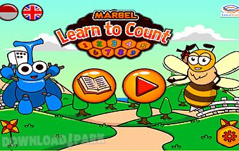 Marbel kids learn to count