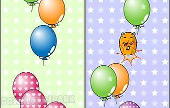 My baby game (balloon pop!)