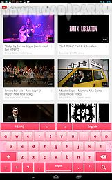 my pink keyboard