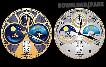 Perpetual watch live wallpaper