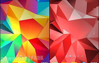 S5 3d Live Wallpaper
