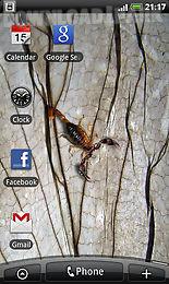 scorpio - live wallpaper