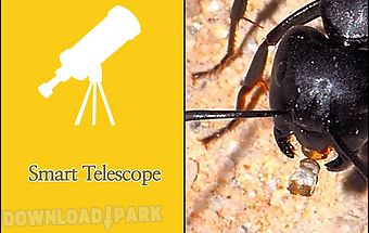 The smart telescope-magnifier