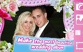 Wedding photo frames-love pics