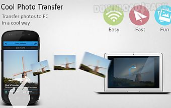 Cool photo transfer free