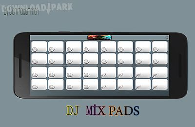Dj mix pads Android App free download in Apk
