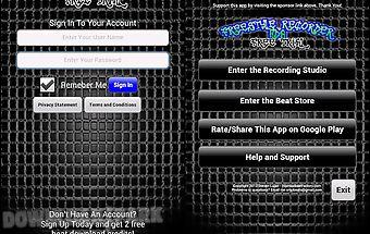Freestyle recorder hda free