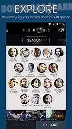 heroes reborn on nbc