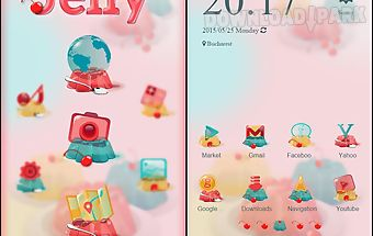 Jelly launcher