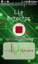 lie detector simulator for fun