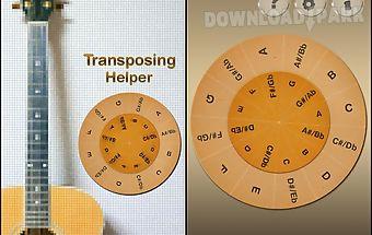 Transposing helper