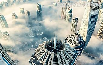 World cities live wallpaper