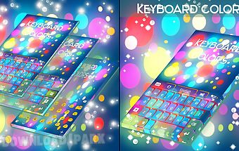 Keyboard colors themes