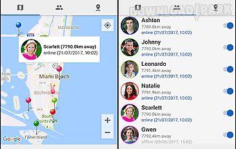 Live birds - map & meet