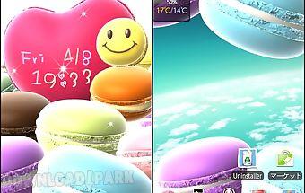 Macaron livewallpaper trial