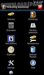 refueling database