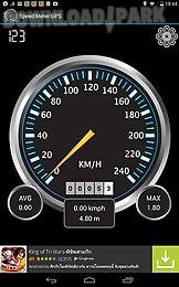 speed meter gps